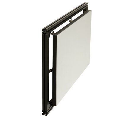 "White Fixed Frame Projection Screen Size: 18"" H x 30"" W"