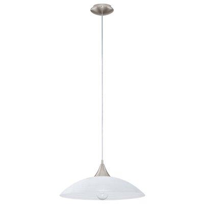 Eglo Lazolo 1 Light Bowl Pendant