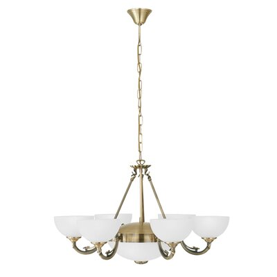 Eglo Savoy 2/6/8 Light Chandelier