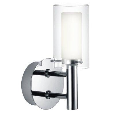 Eglo Palermo 1 Light Semi-Flush Wall Light