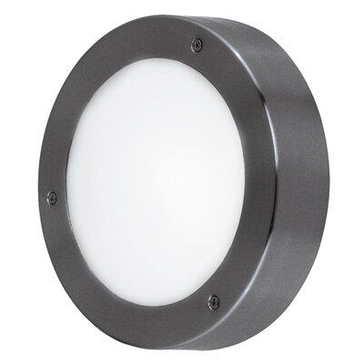 Eglo Vento 1 Light Flush Wall Light