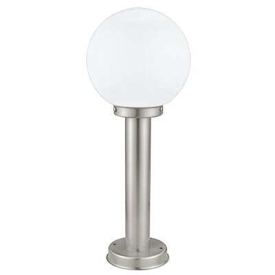 Eglo Nisia 1 Light Pedestal Lantern