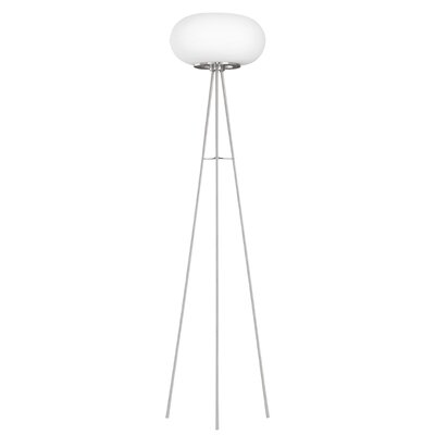 Eglo Optica 157cm Tripod Floor Lamp