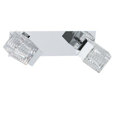 Eglo Quarto 2 Light Spotlight