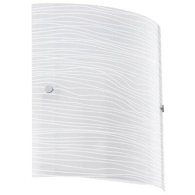 Eglo Caprice 1 Light Flush Wall