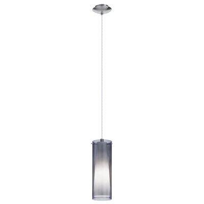 Eglo Pinto Nero 1 Light Mini Pendant Light
