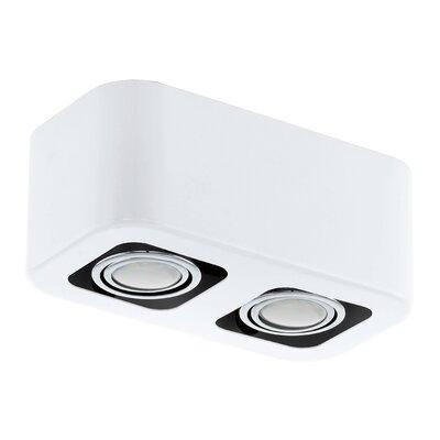 Eglo Toreno 2 Light Flush Ceiling Light
