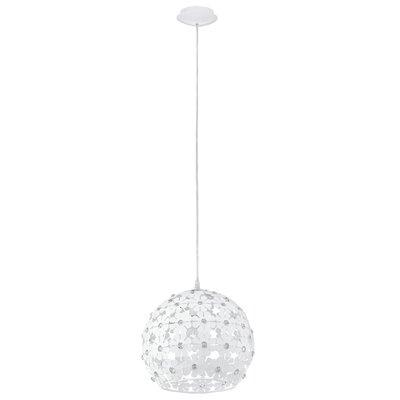 Eglo Hanifa 1 Light Globe Pendant