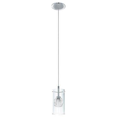Eglo Ricabo 1 Light Mini Pendant Light