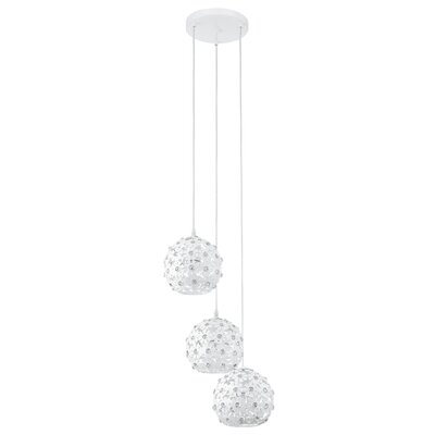 Eglo Hanifa 3 Light Cascade Pendant Light