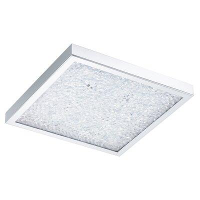 Eglo Cardito 4 Light Flush Ceiling Light