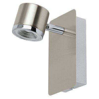 Eglo Pierino 1 Light Semi-Flush Wall Light