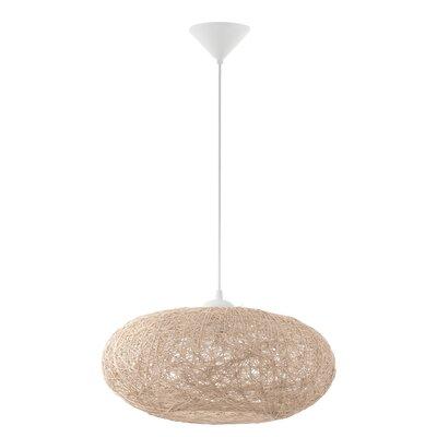 Eglo Campilo 1 Light Globe Pendant Light