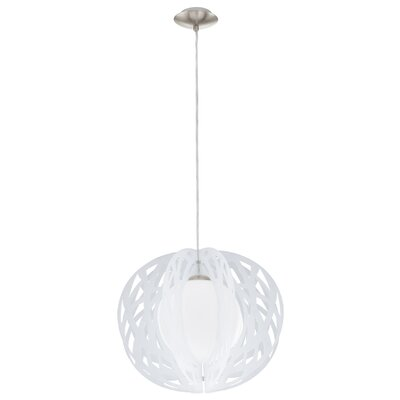 Eglo Forca 1 Light Globe Pendant
