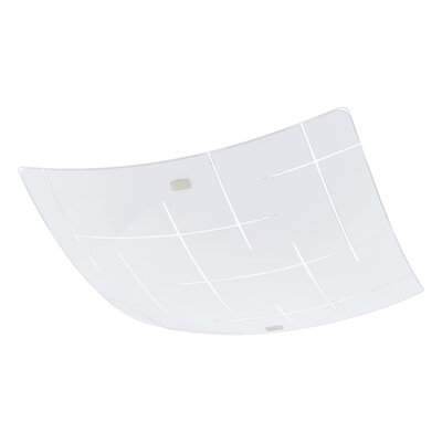 Eglo Sabbio 4 Light Flush Ceiling Light