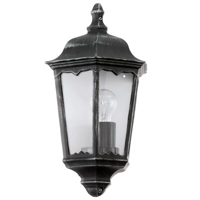 Eglo Navedo 1 Light Outdoor Wall Lantern