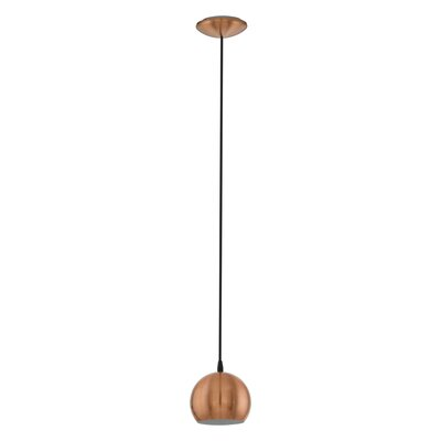 Eglo Petto 1 Light Globe Pendant Light