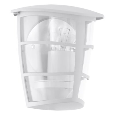 Eglo Aloria 1 Light Outdoor Wall Lantern