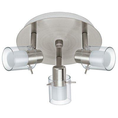 Eglo Sparano 3 Light Ceiling Spotlight