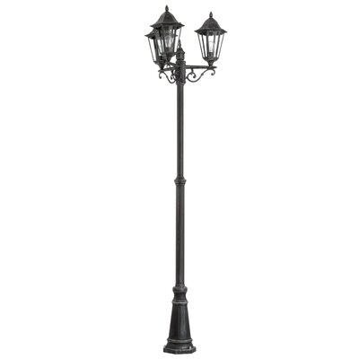 Eglo Navedo 3 Light 220cm Post Lantern Set