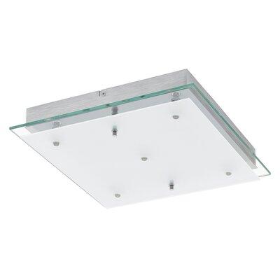 Eglo Fres 5 Light Semi-Flush Ceiling Light