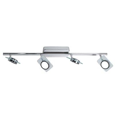 Eglo Tinnari 4 Light Ceiling Spotlight
