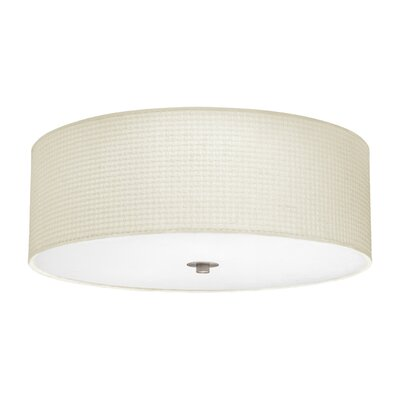 Eglo Kalunga 3 Light Flush Ceiling Light