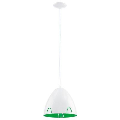 Eglo Frassi 1 Light Bowl Pendant