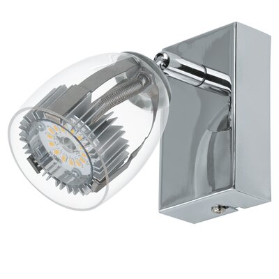 Eglo Pawedo 1 Light Semi Flush Wall Light