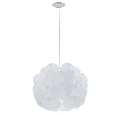 Eglo Livaso 1 Light Globe Pendant Light