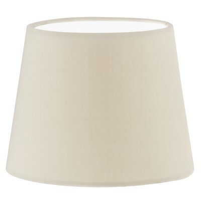Eglo 1+1 Vintage Textile Drum Lamp Shade