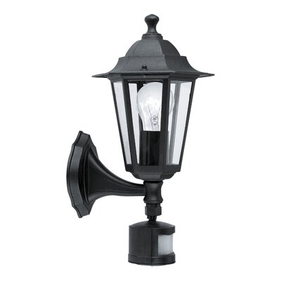 Eglo Laterna 1 Light Outdoor Sconce