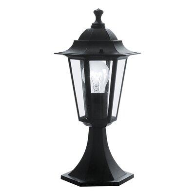 Eglo Laterna 1 Light Pedestal Lantern