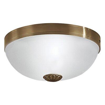 Eglo Imperial 2 Light Flush Ceiling Light