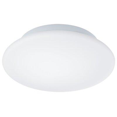 Eglo Bari 1 Light Flush Ceiling Light