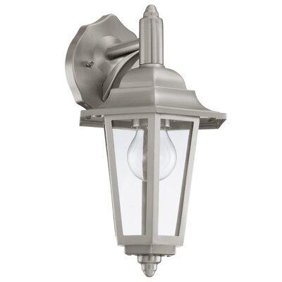 Eglo Cerva 1 Light Semi Flush Wall Light