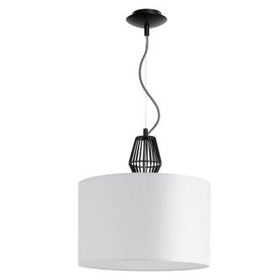 Eglo Valseno 1 Light Drum Pendant Light
