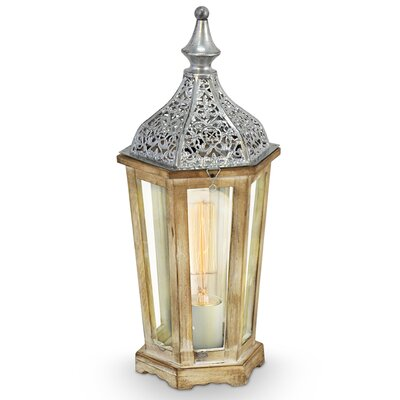 Eglo Vintage 41cm Table Lamp