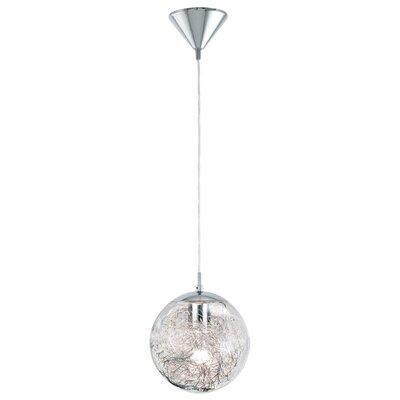 Eglo Luberio 1 Light Globe Pendant Light