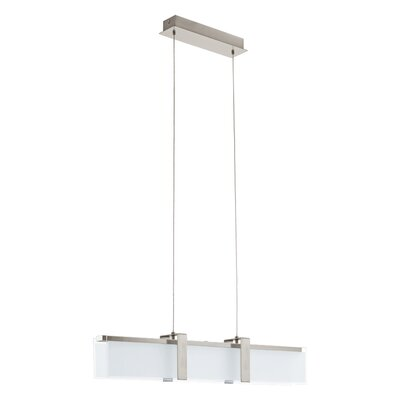 Eglo Campera 1 Light Kitchen Island Pendant