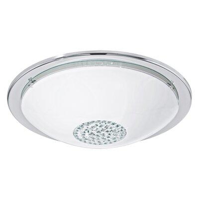 Eglo Giolina 1 Light Flush Ceiling Light