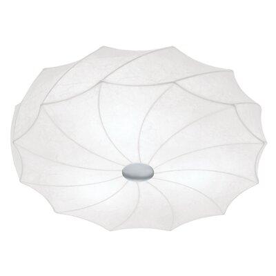 Eglo Teadoro 3 Light Flush Ceiling Light