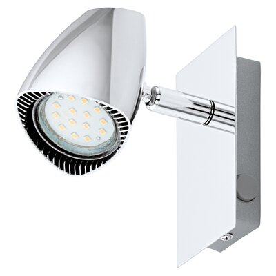 Eglo Corbera 1 Light Wall Spotlight