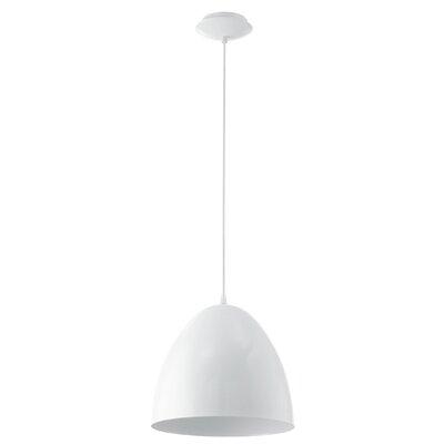 Eglo Coretto 1 Light Bowl Pendant