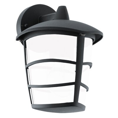 Eglo Aloria 1 Light Outdoor Flush Mount