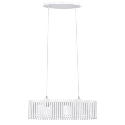 Eglo Narola 2 Light Drum Pendant Light