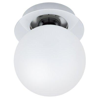 Eglo Bantry 1 Light Semi-Flush Ceiling Light