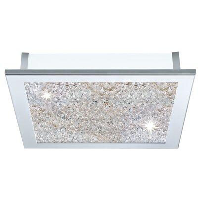 Eglo Auriga 5 Light Flush Ceiling Light