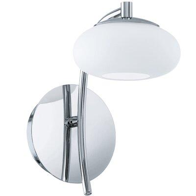 Eglo Aleandro 1 Light Semi-Flush Wall Light