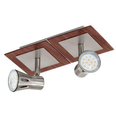 Eglo Algonda 2 Light Ceiling Spotlight
